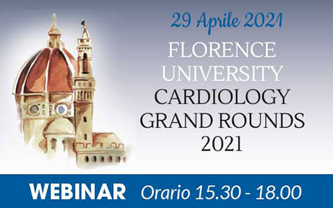 Florence University Cardiology Grand Rounds - 29 Aprile 2021